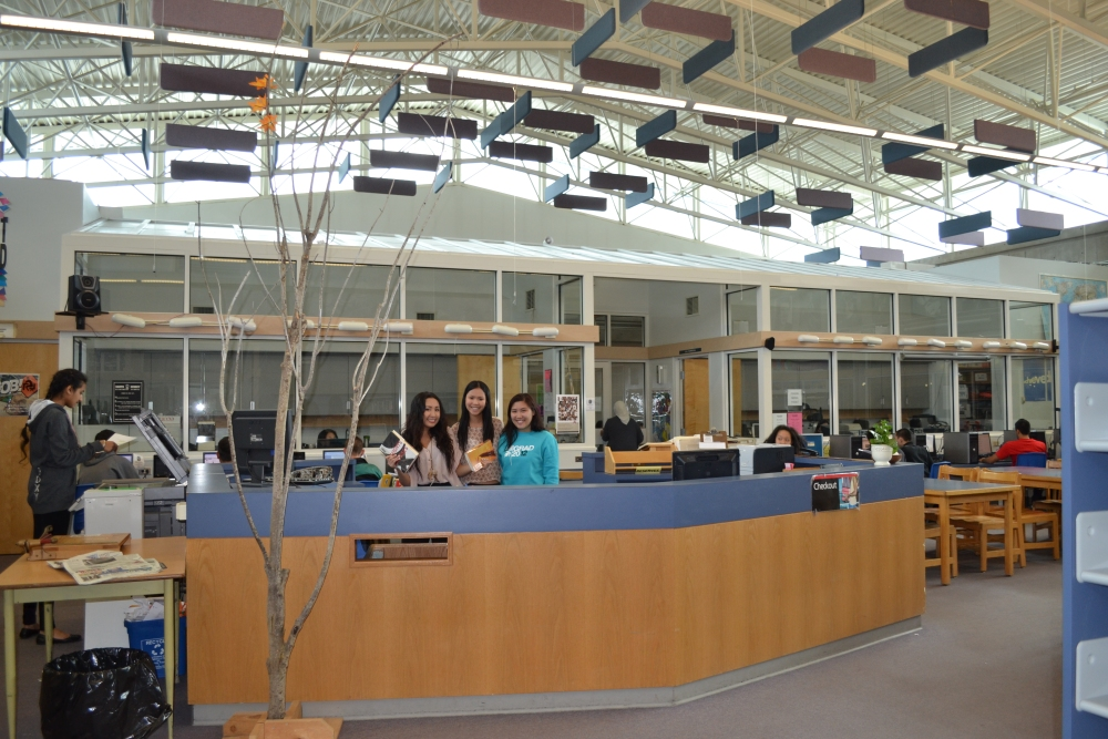 Welcome to the NEW North Surrey Library and Learning Commons (1/5)