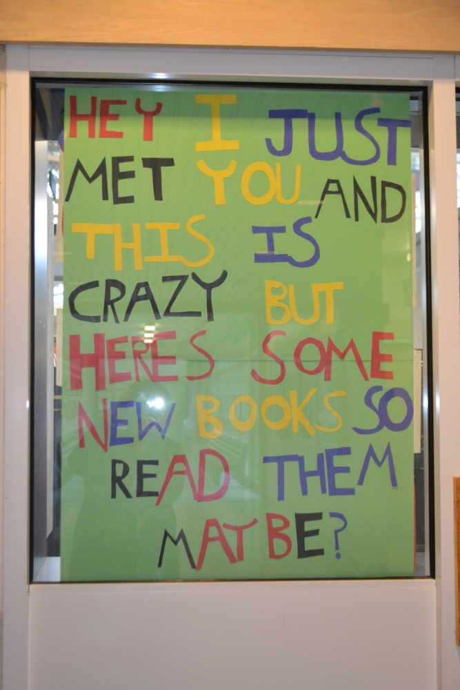 Read Me Maybe? (2/2)